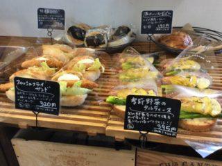 Panfeel SHUN 店内 食事パン