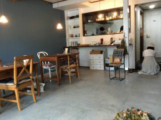 Cafe Darrent 店内