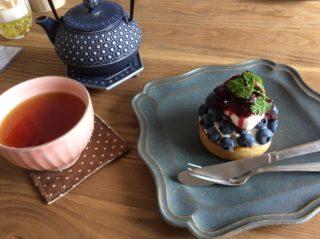 Cafe Darrent スイーツ